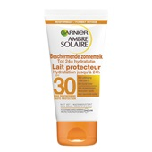 Ambre Solaire zonnebrand on the go SPF 30 voorkant