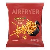 Gwoon airfryer friet voorkant