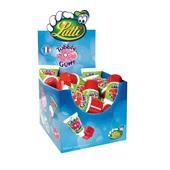 Lutti Kauwgom Tubble Gum Kers voorkant