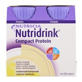Nutrilon Compact Proteine Vanille voorkant