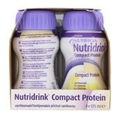 Nutrilon Compact Proteine Vanille achterkant