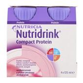 Proteine Aardbei 4x200 ml voorkant
