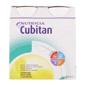 Cubitan Vanille 4x200 ml voorkant