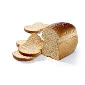 Ambachtelijke Bakker bruin brood heel voorkant