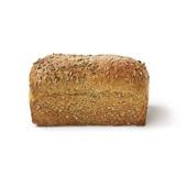 Ambachtelijke Bakker grof volkorenbrood heel achterkant