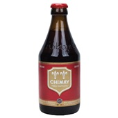 Chimay Trappist Speciaalbier Rood Fles 33 Cl voorkant