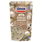 Unox Soep In Zak Champignon voorkant
