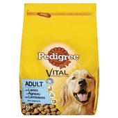 Pedigree Hondenvoer Adult Met Lamsvlees voorkant