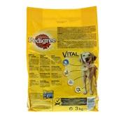 Pedigree Hondenvoer Adult Met Lamsvlees achterkant