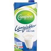 Campina LangLekker Melk Volle Melk voorkant