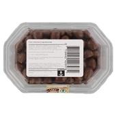 Spar Pinda's Melkchocolade achterkant
