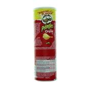 Pringles Chips Original achterkant