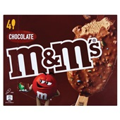 M&M'S choclate icestick voorkant