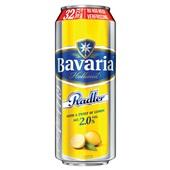Bavaria Radler Lemon voorkant