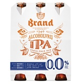 Brand bier  ipa 0.0% 6-pack voorkant