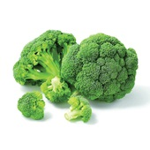 biologische broccoli voorkant