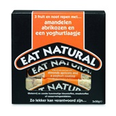 Eat Natural Apricot Yoghurt voorkant