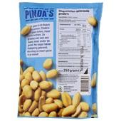 Spar Pinda's Ongezouten achterkant