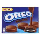 Oreo Omhuld Met Melkchocolade voorkant