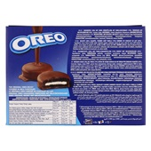 Oreo Omhuld Met Melkchocolade achterkant