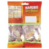 Haribo Tangfastics achterkant