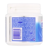 Mentos Kauwgom Gum White Sweet Mint, Pot 70 Gums achterkant