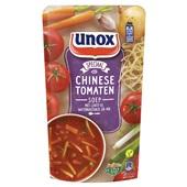 Unox Soep In Zak Chinese Tomaat voorkant