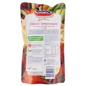 Unox Soep In Zak Chinese Tomaat achterkant