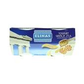 Elinas Griekse Yoghurt Honing voorkant