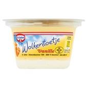 Dr. Oetker wolkentoetje vanille achterkant