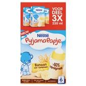 Nestlé Pyjamapapje Babyvoeding Banaan voorkant