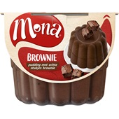 Mona Pudding Brownie voorkant