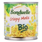 Bonduelle Crispy Maïs Bio voorkant