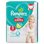 Pampers baby dry pants luierbroekjes 5 Junior voorkant