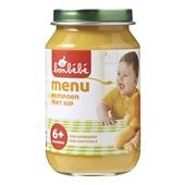 Bonbébé Baby/Peuter Maaltijd Pompoen Met Kip voorkant