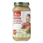 Bonbébé Baby/Peuter Maaltijd Sperziebonen, Aardappelen En Rundvlees voorkant