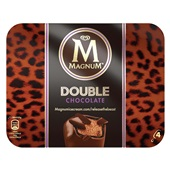 Ola Magnum  double chocolate voorkant