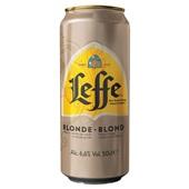 Leffe Bier Blond 50CL voorkant
