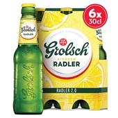 Grolsch radler citroen voorkant