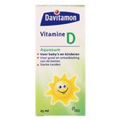 Davitamon Aquosum Vitamine D voorkant