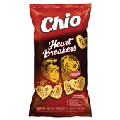 Chio Chips Heartbreakers voorkant