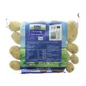 kruimige aardappelen achterkant