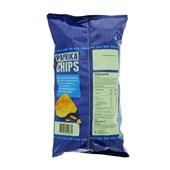 Spar Chips Paprika achterkant