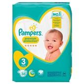 Pampers new baby luiers midi voorkant