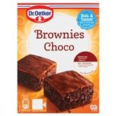 Dr. Oetker Bakmix Brownies voorkant