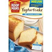 Koopmans Bakmix Mix Voor Yoghurtcake voorkant