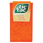 Tic Tac Orange voorkant