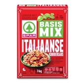 Spar Mix Italiaanse Kruidensaus voorkant