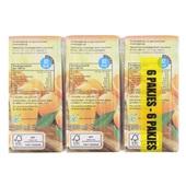 Appelsientje sinaasappelsap achterkant