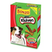 Bonzo Hondensnack Mini Kluiven voorkant